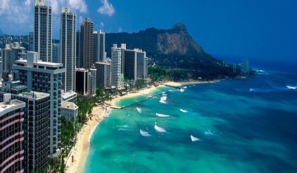 Private Charter Travel to Honolulu, Hawaii