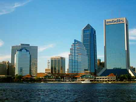 Jet Travel to Jacksonville Florida