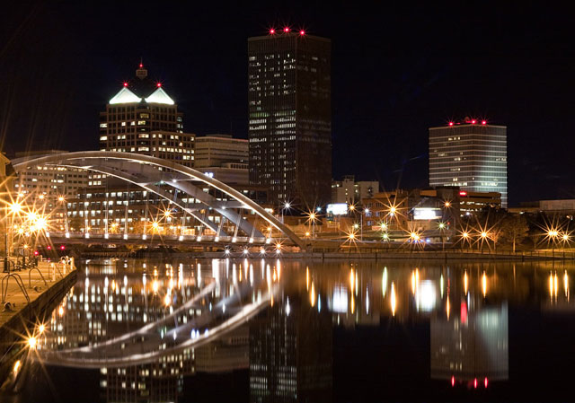 Private Jet Air to Rochester New York