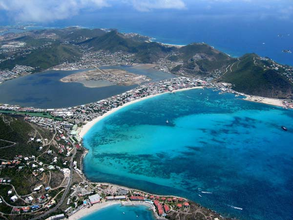 Private Jet Charter to St. Maarten Virgin Islands - Charter Flight Group