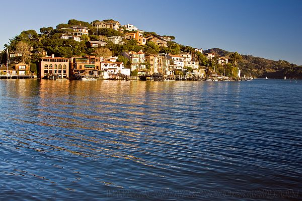 Jet Charter Flights to Tiburon California