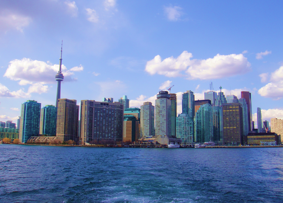 Charter Private Jet to Toronto Canada - Charter Flight Group
